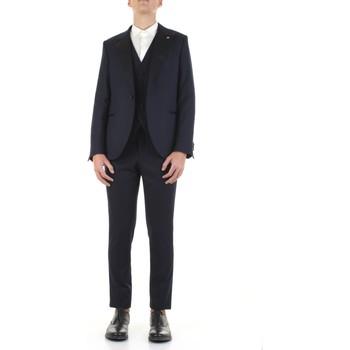 Odjeća Muškarci  Odijela Manuel Ritz 3030ARW3328-213030 Blu