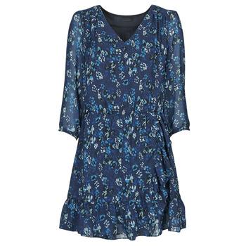Odjeća Žene  Kratke haljine Ikks BS30055 Blue