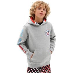 Odjeća Djeca Sportske majice Vans x where's wa Siva
