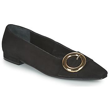 Obuća Žene  Balerinke i Mary Jane cipele JB Martin SAVOIR Crna