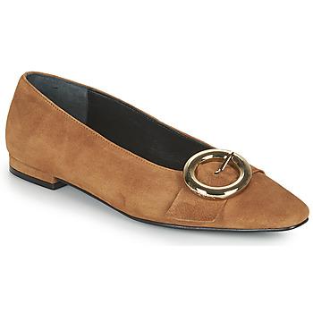 Obuća Žene  Balerinke i Mary Jane cipele JB Martin SAVOIR Smeđa