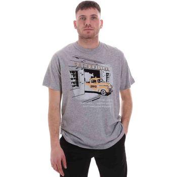 Odjeća Muškarci  Majice kratkih rukava Caterpillar 35CC2510217 Siva