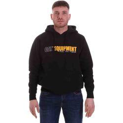 Odjeća Muškarci  Sportske majice Caterpillar 1910710 Crno