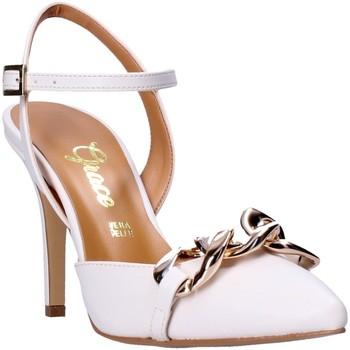 Obuća Žene  Salonke Grace Shoes 038064 Bijela