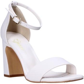 Obuća Žene  Sandale i polusandale Grace Shoes 2384001 Bijela