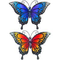 Dom Vanjska rasvjeta Signes Grimalt Leptir U Rujnu 2U Multicolor