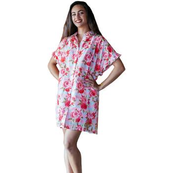 Odjeća Žene  Parei Isla Bonita By Sigris Pončo Rojo