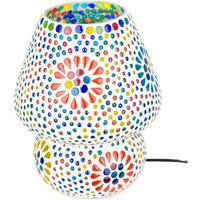 Dom Stolne lampe Signes Grimalt Gljiva Lampa Mozaik Multicolor