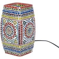 Dom Stolne lampe Signes Grimalt Mozaik Lampa Multicolor