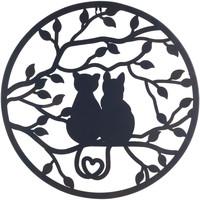 Dom Slike i platna Signes Grimalt Ornament Negro