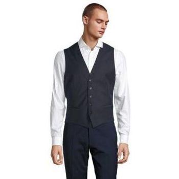 Odjeća Muškarci  Prsluci od odijela Sols MAX MEN Negro noche