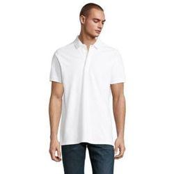 Odjeća Muškarci  Polo majice kratkih rukava Sols OWEN MEN Blanco óptimo