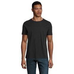 Odjeća Muškarci  Majice kratkih rukava Sols LUCAS MEN Negro profundo