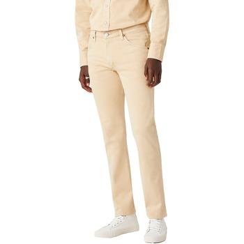 Odjeća Muškarci  Chino hlačei hlače mrkva kroja Wrangler Pantalon  11mwz sable
