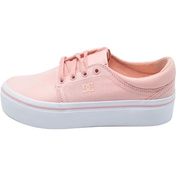 Obuća Žene  Modne tenisice DC Shoes Trase Platform Tx Ružičasta