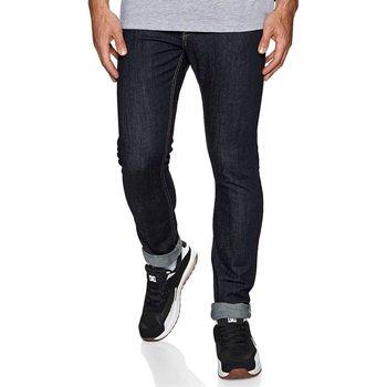 Odjeća Muškarci  Slim traperice DC Shoes Worker Indigo Rinse Slim Fit Jeans Plava