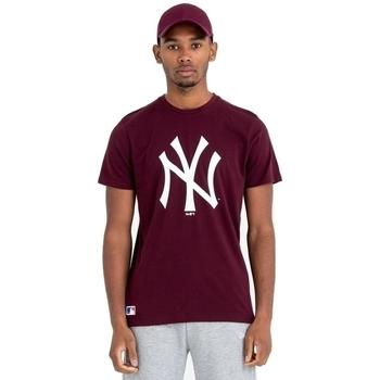 Odjeća Muškarci  Majice kratkih rukava New-Era Team Logo New York Yankees Smeđa