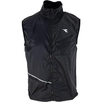 Odjeća Muškarci  Veste i kardigani Diadora Sport Crno