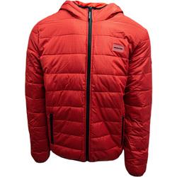 Odjeća Muškarci  Jakne DC Shoes Turner Puffer Hooded Crvena