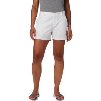Odjeća Žene  Bermude i kratke hlače Columbia Bonehead Stretch Bijela