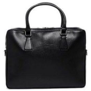Torbe Muškarci  Poslovne torbe i aktovke Maison Heritage HUGO NOIR