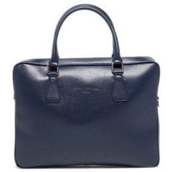 Torbe Muškarci  Poslovne torbe i aktovke Maison Heritage HUGO BLEU