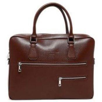 Torbe Muškarci  Poslovne torbe i aktovke Maison Heritage CARO MARRON
