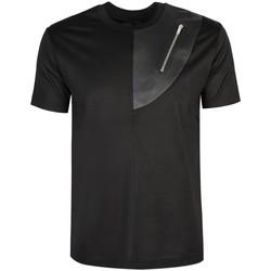 Odjeća Muškarci  Majice kratkih rukava Les Hommes  Crna