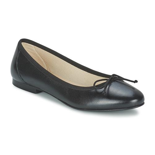 Obuća Žene  Balerinke i Mary Jane cipele Betty London VROLA Crna
