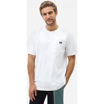 Odjeća Muškarci  Majice kratkih rukava Dickies Porterdale tshirt mens Bijela