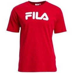 Odjeća Majice kratkih rukava Fila Classic Pure Red