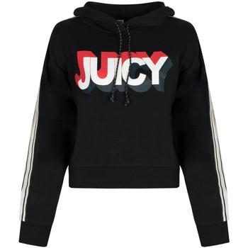 Odjeća Žene  Sportske majice Juicy Couture  Crna
