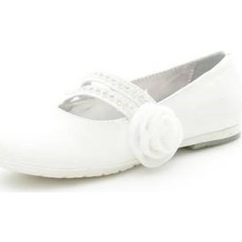 Obuća Djevojčica Balerinke i Mary Jane cipele Asso 39049 WHITE
