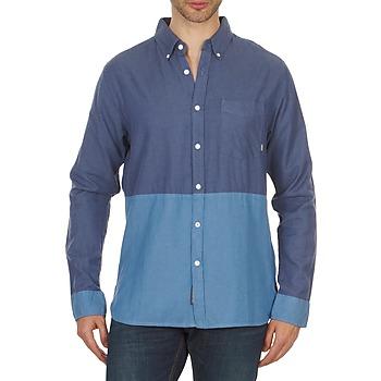 Odjeća Muškarci  Košulje dugih rukava Element BRENTWOOD Blue
