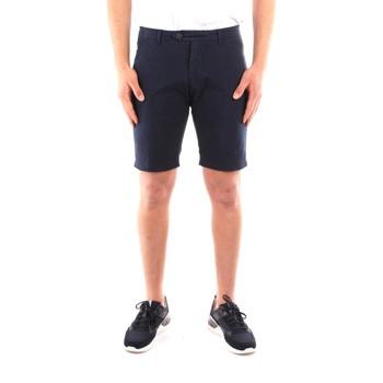 Odjeća Muškarci  Bermude i kratke hlače Roy Rogers P21RRU087C9250112 NAVY BLUE