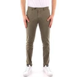 Odjeća Muškarci  Chino hlačei hlače mrkva kroja Roy Rogers P21RRU013C9250112 GREEN