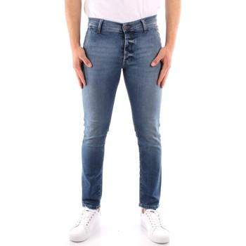 Odjeća Muškarci  Slim traperice Roy Rogers P21RRU006D3171194 BLUE