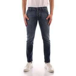 Odjeća Muškarci  Slim traperice Roy Rogers P21RRU006D0210005 BLUE