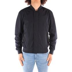 Odjeća Muškarci  Kratke jakne Trussardi 52S00596 1T005274 NAVY BLUE