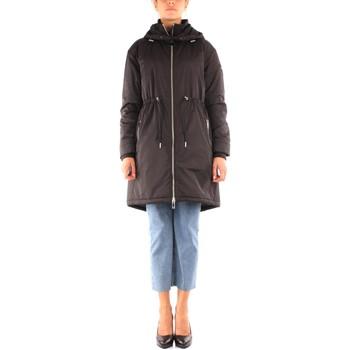 Odjeća Žene  Parke Calvin Klein Jeans K20K202049 BLACK