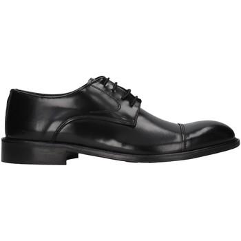 Obuća Muškarci  Derby cipele Antony Sander 18005 BLACK