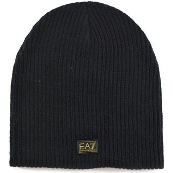 Tekstilni dodaci Djeca Kape Emporio Armani EA7 275901 BLACK