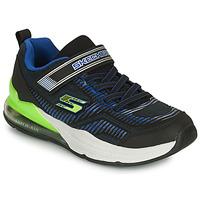 Obuća Djeca Niske tenisice Skechers SKECH-AIR BLAST-TALLIXEEL A Blue