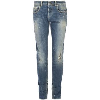Odjeća Muškarci  Slim traperice Les Hommes  Blue