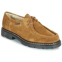 Obuća Muškarci  Derby cipele Pellet Macho Smeđa