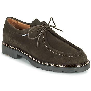 Obuća Muškarci  Derby cipele Pellet Macho Siva