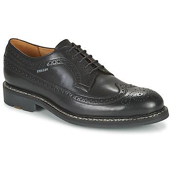 Obuća Muškarci  Derby cipele Pellet NORMAN Crna