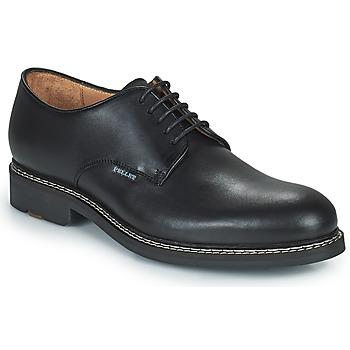 Obuća Muškarci  Derby cipele Pellet Nautilus Crna