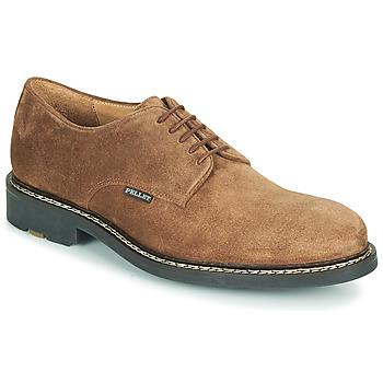 Obuća Muškarci  Derby cipele Pellet Nautilus Smeđa