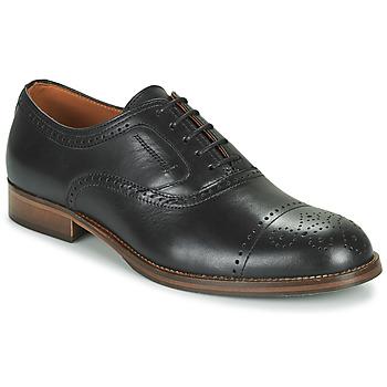 Obuća Muškarci  Derby cipele Pellet ABEL Crna